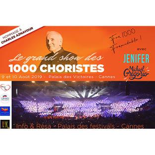 1000 choristes